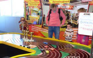 4-я Международная выставка паркового и развлекательного оборудования «EAAPA-2011»
