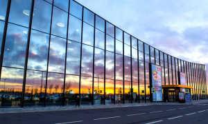 Началось строительство инженерных сетей для будущего конгрессно-выставочного центра «ЭкспоФорум»