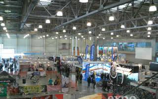 7-я Московская Международная Велосипедная Выставка-Шоу «ВЕЛО ПАРК-2011»