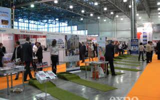 Международная выставка-форум «Вся недвижимость мира»