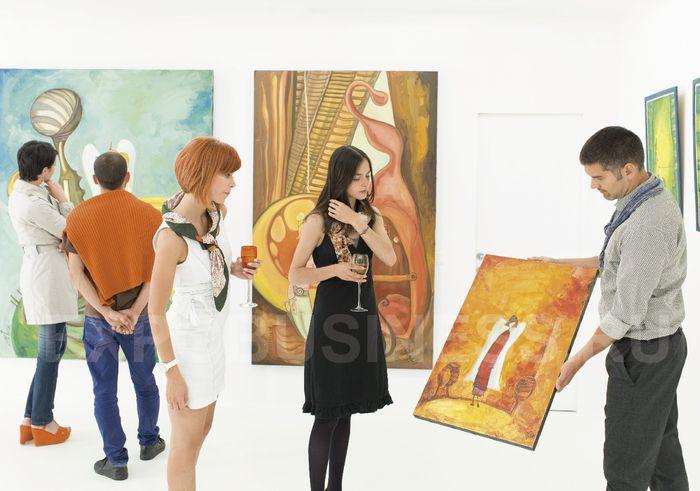бизнес план галерее